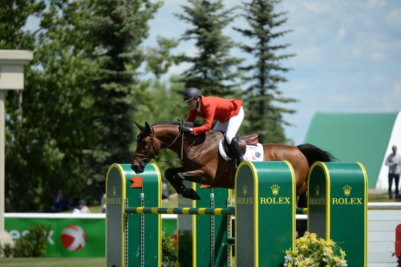 The CP Grand Prix at the Spruce Meadows 'Continental'