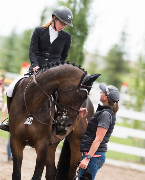 Attache Stables Spruce Meadows 2018 www.caragrimshaw.com